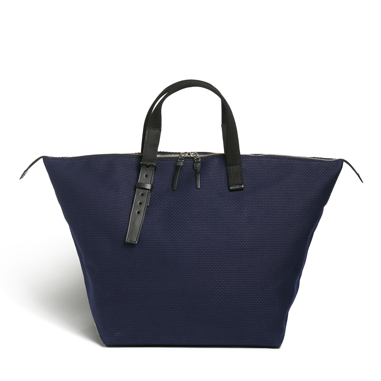 CaBas N°30 Bowler Bag (Navy/Black)